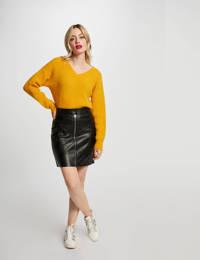 Morgan trui geel, Geel
