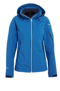 Icepeak outdoor jas Baraboo donkerblauw, Donkerblauw