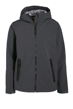 outdoor jas Alvord antraciet