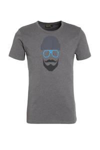 Icepeak T-shirt grijs, Grijs