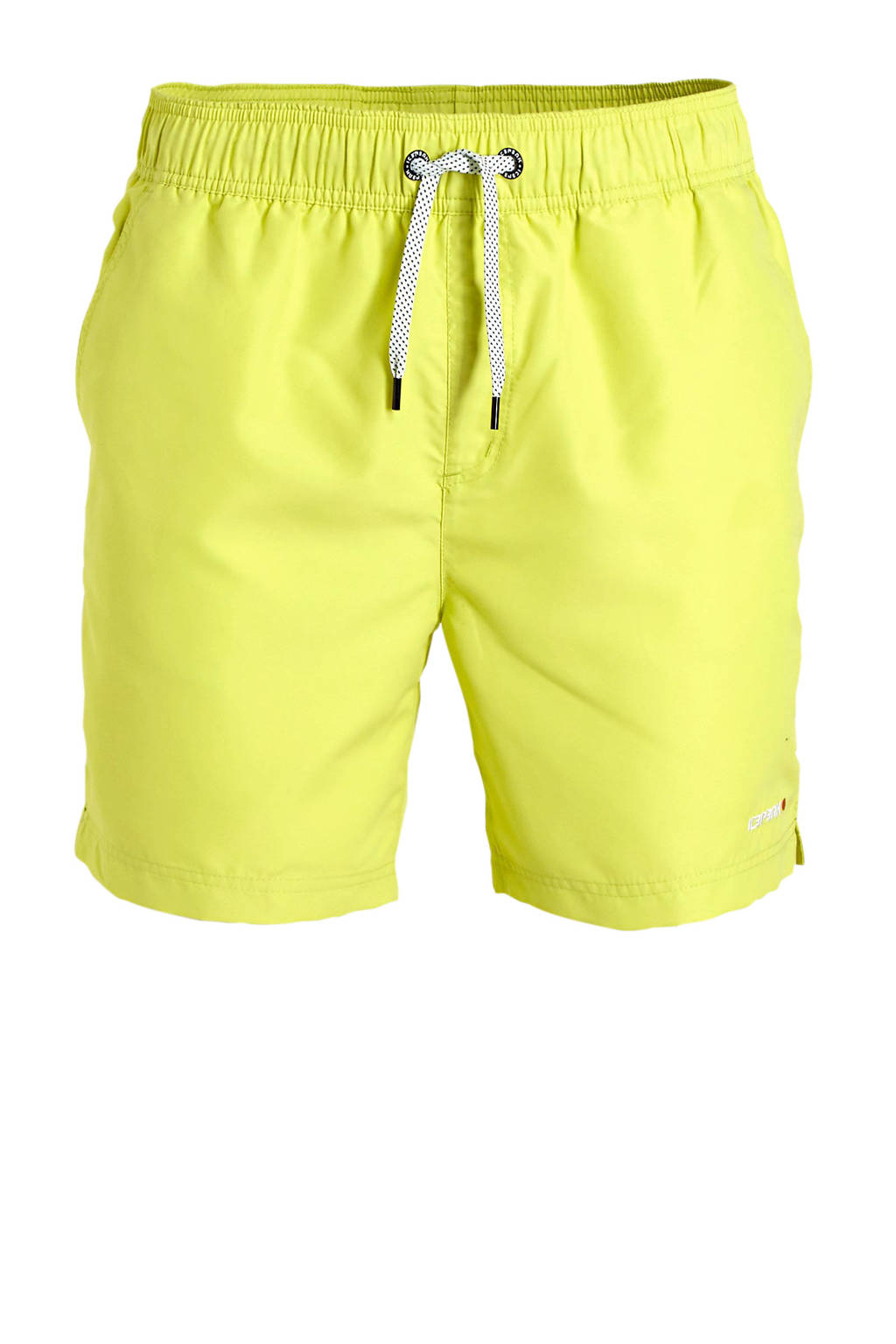 Icepeak zwemshort Melstone geel, Geel