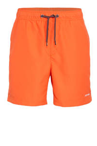 Icepeak zwemshort Melstone oranje, Oranje
