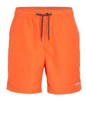 zwemshort Melstone oranje