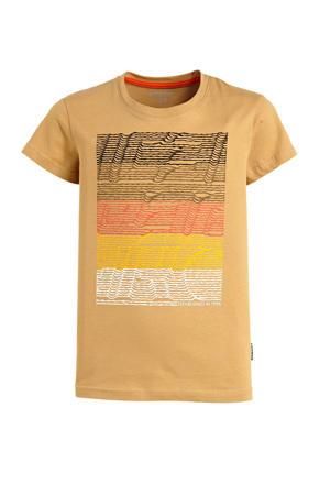 T-shirt Millville camel