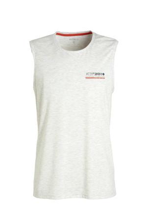 T-shirt Mikado gebroken wit