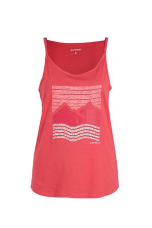 T-shirt Brookport roze