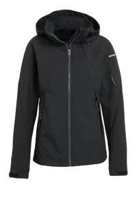 Icepeak outdoor jas Baraboo zwart, Zwart