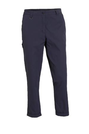 outdoor broek Almena donkerblauw