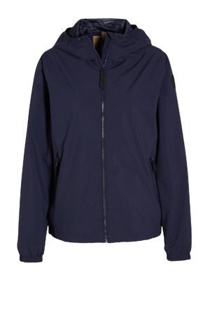 outdoor jas Aniak donkerblauw