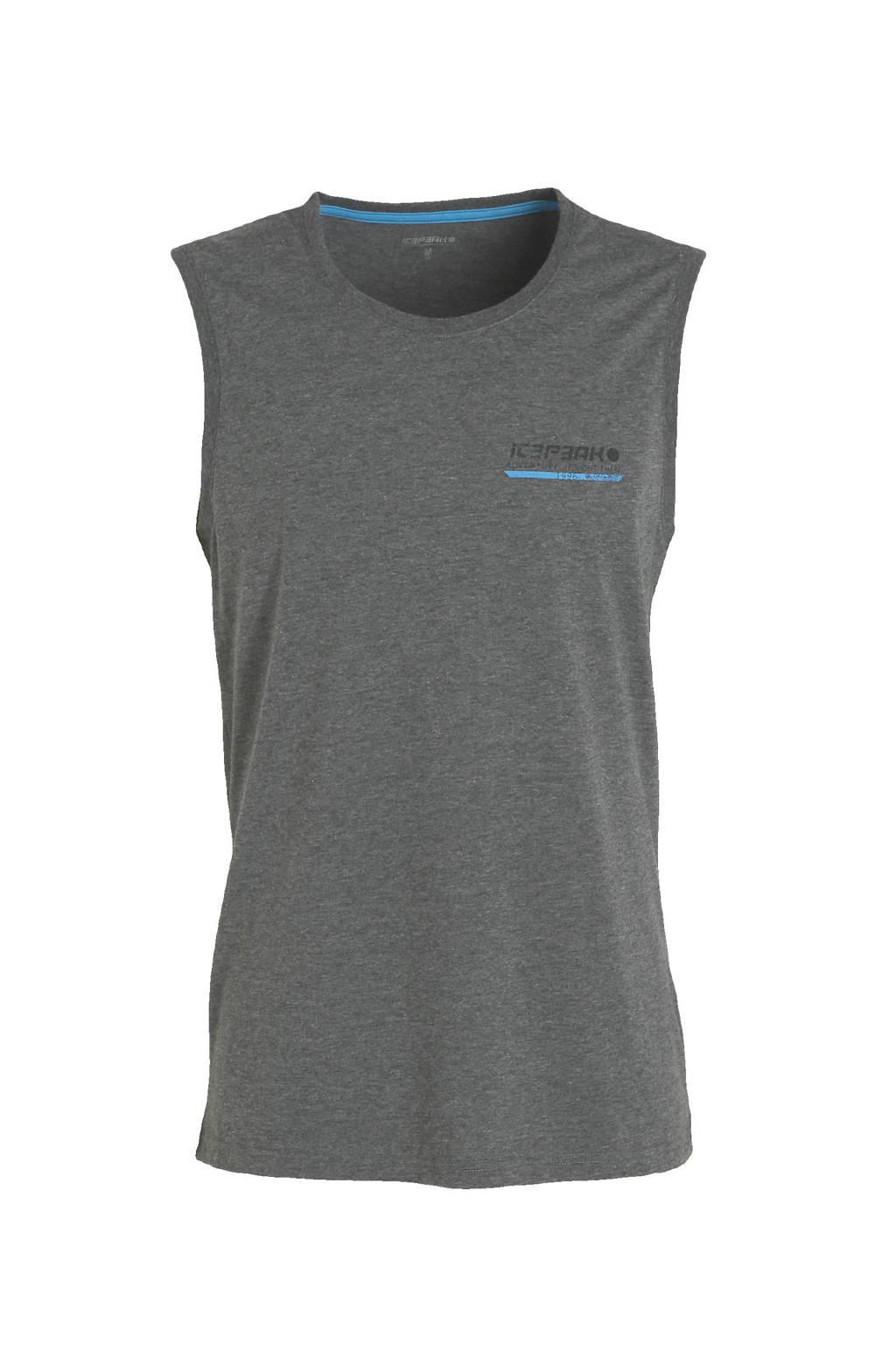 Icepeak T-shirt Mikado grijs, Grijs