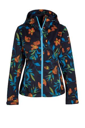 outdoor jas Belleville donkerblauw