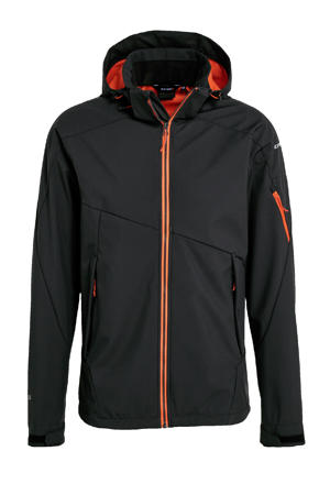 softshell jack Barling oranje