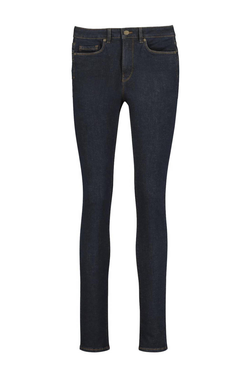 HEMA push-up skinny jeans dark denim, Dark denim