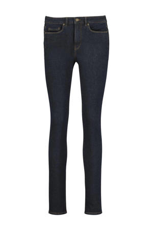 push-up skinny jeans dark denim