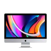 """(iMac 27"""" (2020) MXWT2N/), Zilver"""