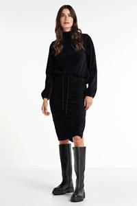 PIECES trui Risa zwart, Zwart