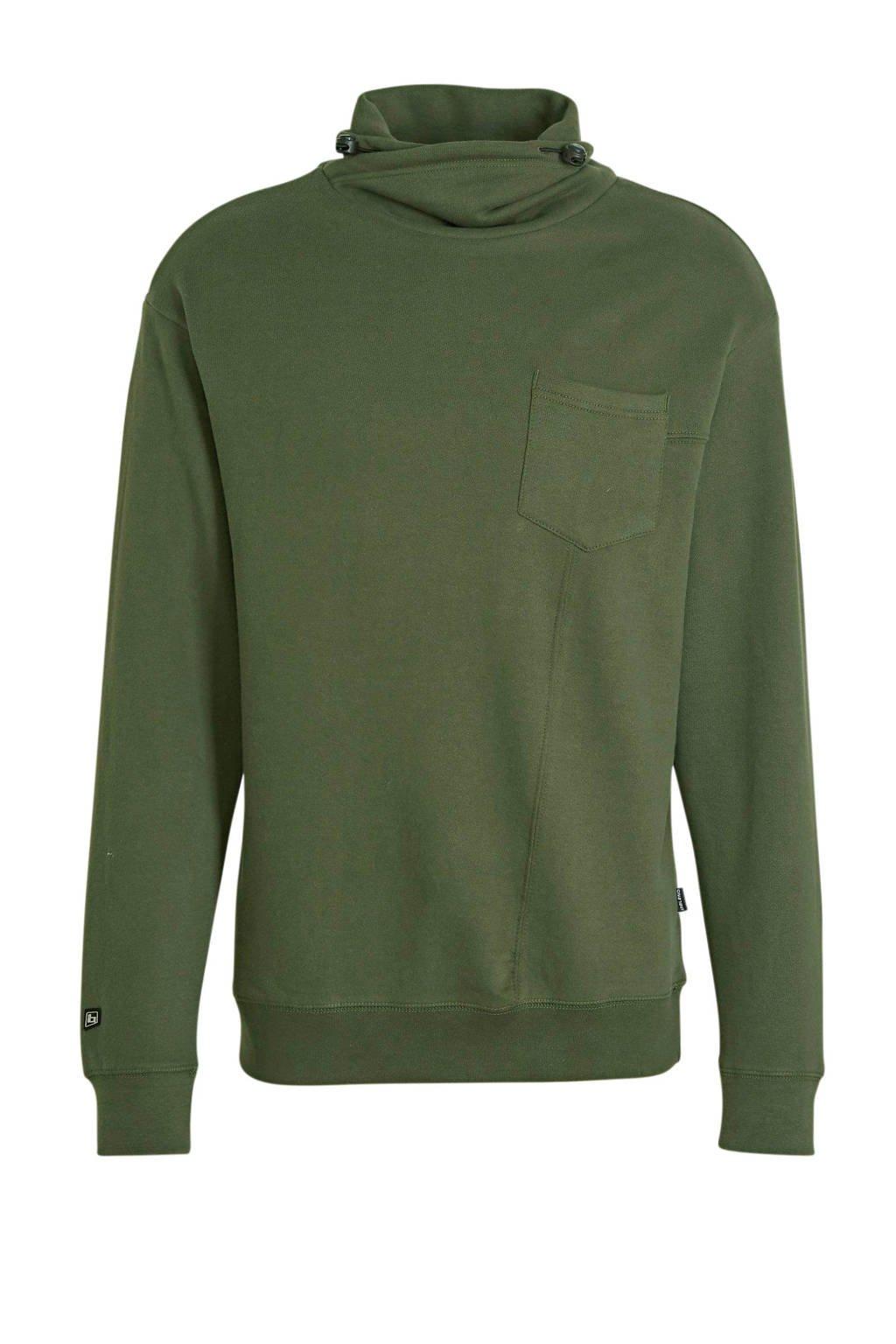 Blend sweater groen, Groen