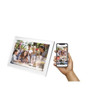 PFF-1513 digitale fotolijst (wit)