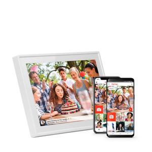 PFF-1011 digitale fotolijst (wit)