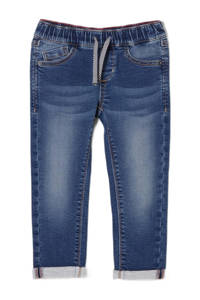 s.Oliver regular fit jeans donkerblauw, Donkerblauw