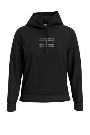 hoodie met biologisch katoen BDS Black