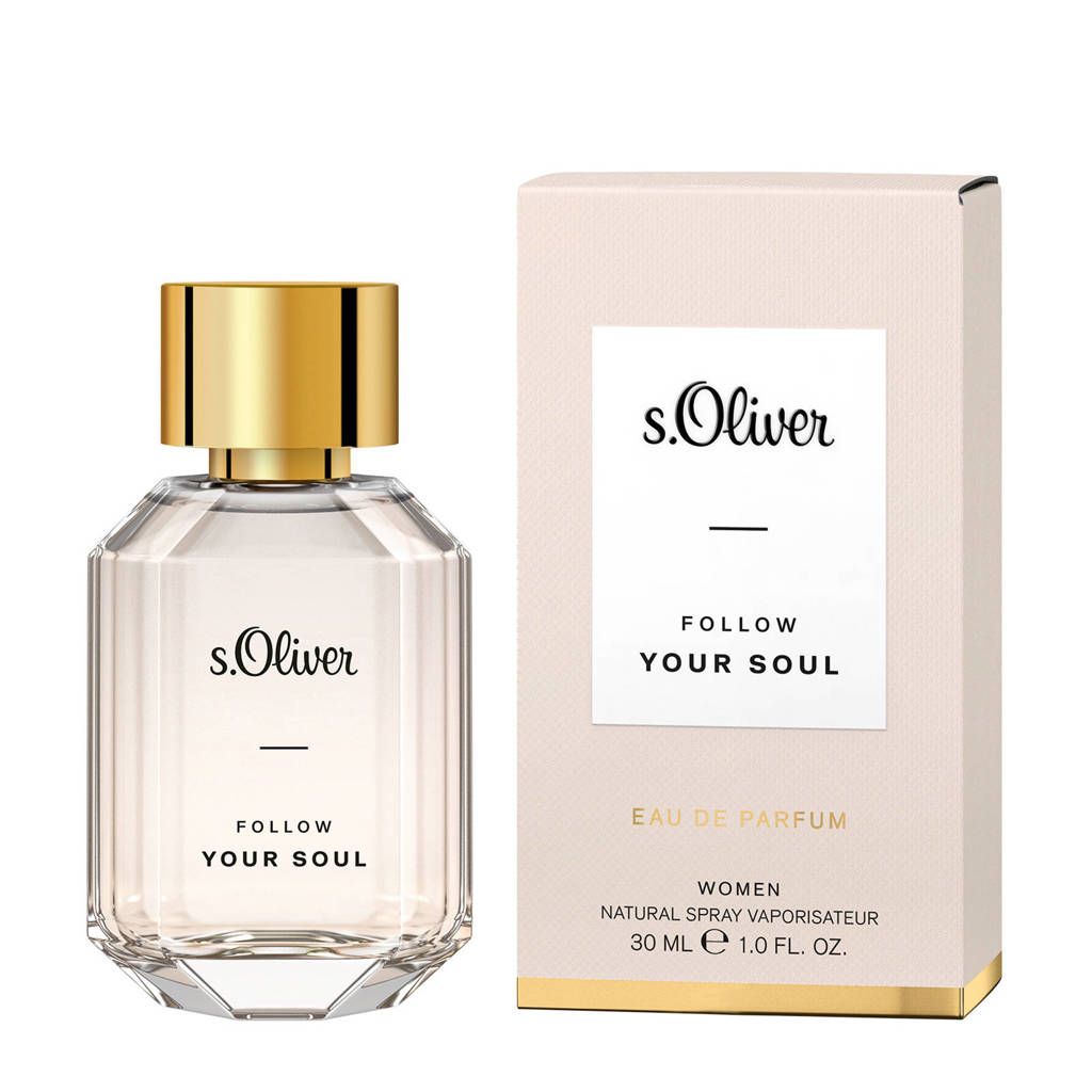 s.Oliver Follow your Soul eau de parfum - 30 ml