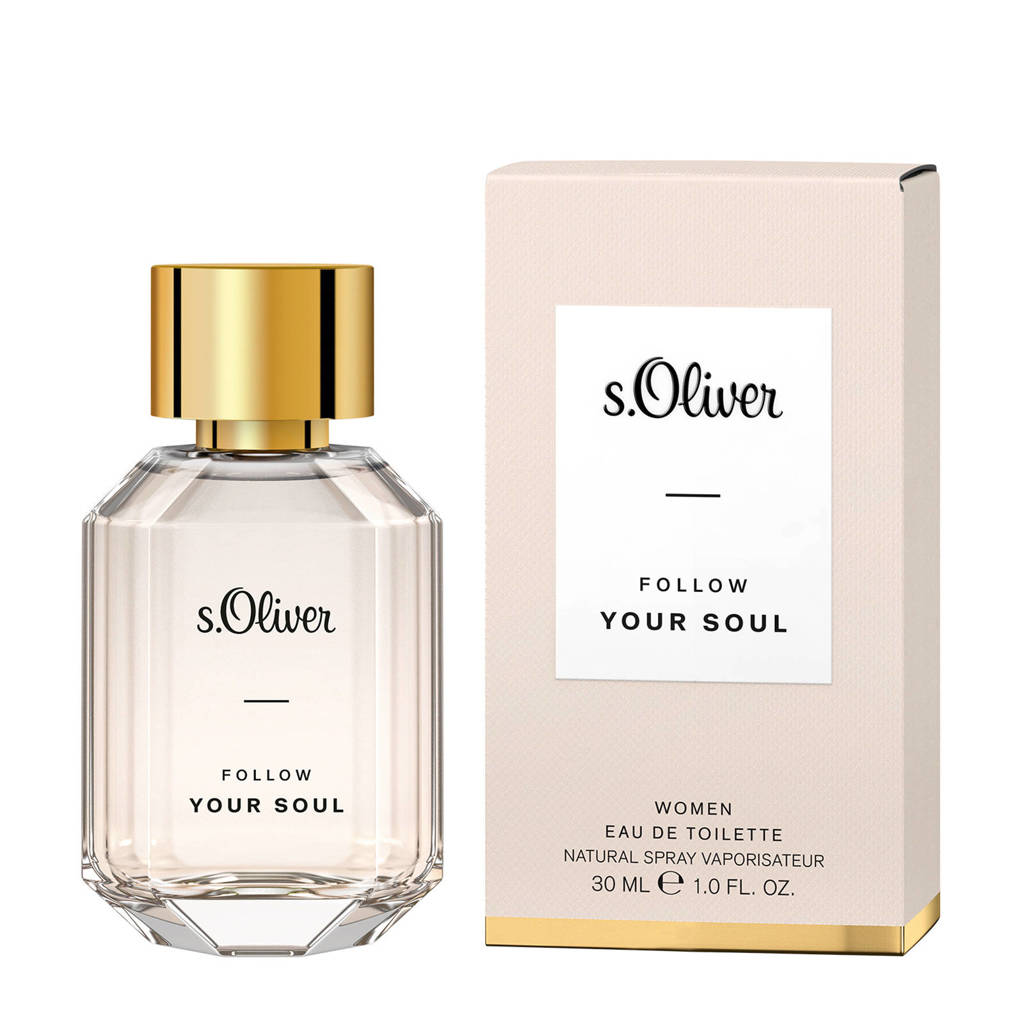 s.Oliver Follow your Soul eau de toilette - 30 ml