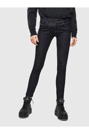 low waist skinny jeans Slandy blauw