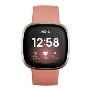 Versa 3 smartwatch (roze/goud)