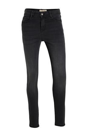 high waist skinny jeans Sylvie grey