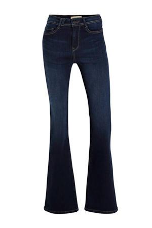 high waist skinny jeans Sylvie dark blue