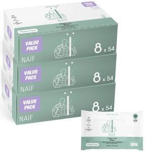 Plastic Vrije Baby Voordeelbox billendoekjes - 24 stuks