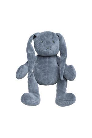 vintage blue Sense konijn knuffel 25 cm
