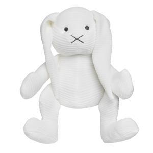 wit Sense konijn knuffel 25 cm