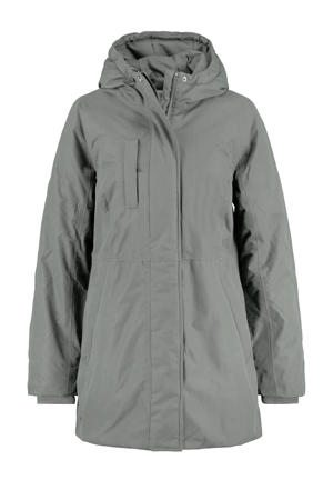 parka jas dark grey 2