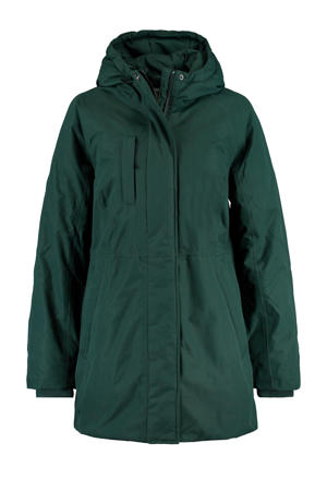 parka jas hard green