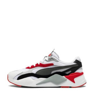 RS-X³ Puzzle sneakers wit/zwart/rood