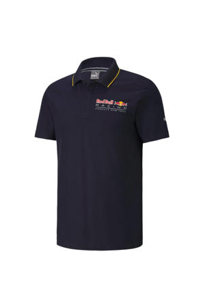Red Bull Racing polo donkerblauw