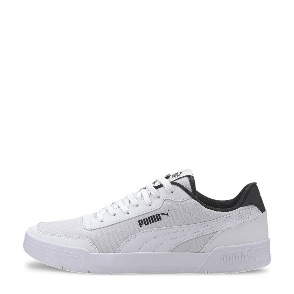 Puma Caracal Style  sneakers wit/zwart, Wit/zwart