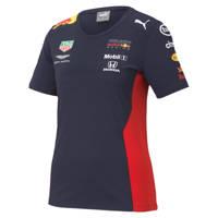Puma Red Bull Racing T-shirt donkerblauw/rood, Donkerblauw/rood