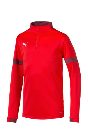 voetbalsweater rood