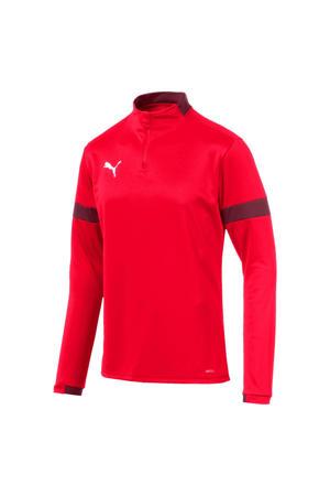 Senior  Sport T-shirt rood