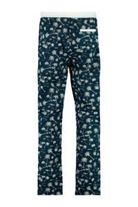 America Today pyjamabroek Lake donkerblauw/wit, Donkerblauw/wit