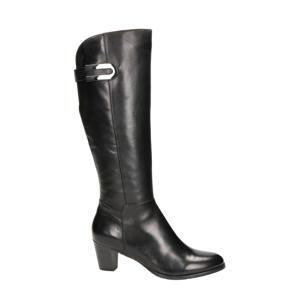 Sonia 05 leren laarzen zwart