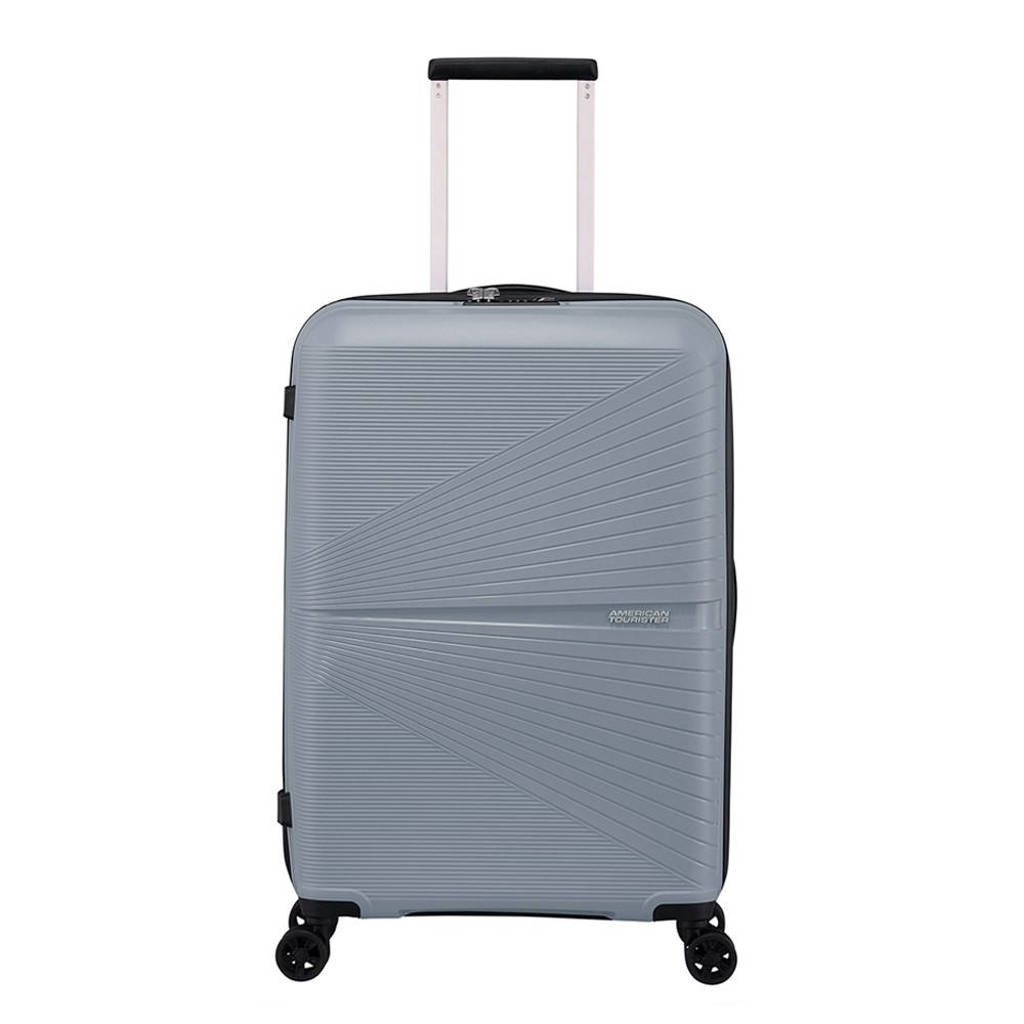 American Tourister  trolley Airconic Spinner 67 cm. grijs, Grijs