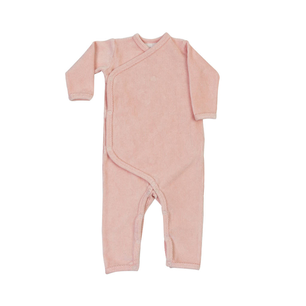 Lodger baby velours boxpak Empire roze, Roze