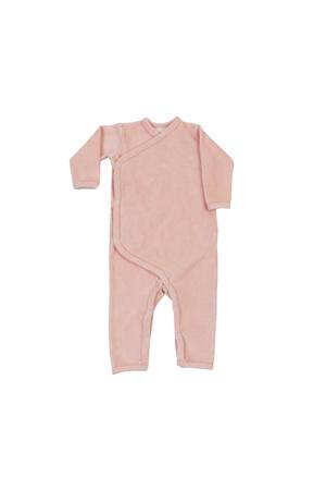 baby velours boxpak Empire roze