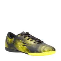 Scapino Dutchy   Jr. zaalvoetbalschoenen zwart/geel, Zwart/geel