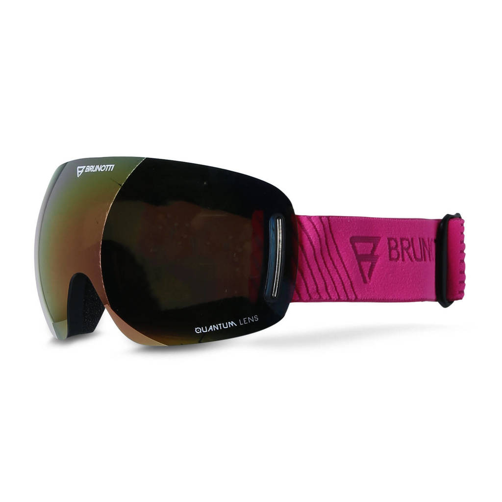 Brunotti skibril Speed 4 Unisex roze, Roze