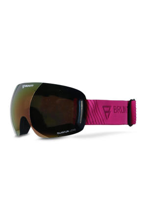 skibril Speed 4 Unisex roze